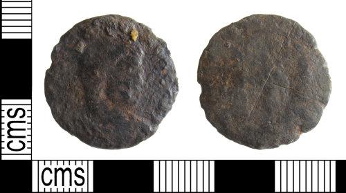 BUC-3F85F8: Roman coin: nummus