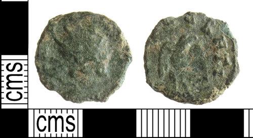 BUC-48DD25: Roman coin: Radiate