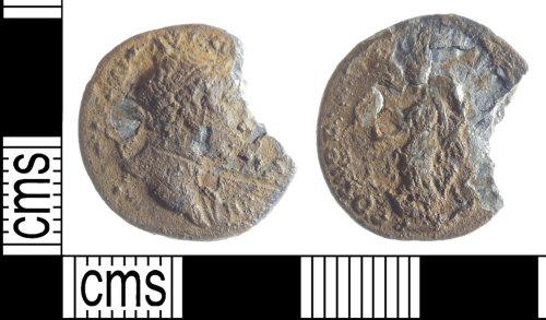 BUC-64B612: Roman coin: Denarius