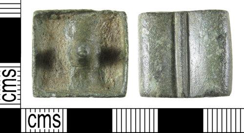 BUC-8023C7: Roman Horse gear fitting