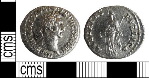BUC-905EF3: Roman coin: Denarius of Nerva