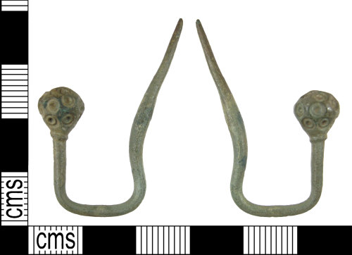 BUC-940608: Early medieval pin