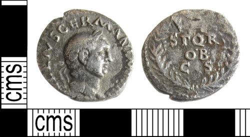 BUC-ADA4ED: Roman coin: Denarius of Vitellius