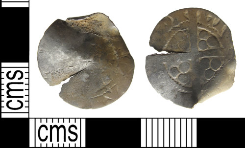 BUC-AF39FC: Medieval coin: Long Cross Penny