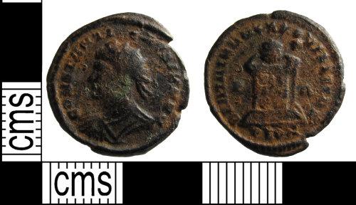 BUC-B5C21E: Roman coin: nummus of the House of Constantine