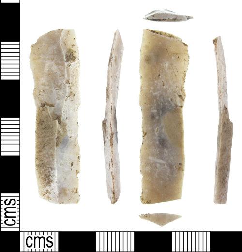 BUC-C159F5: Mesolithic bladelet