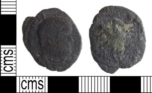 BUC-D1EDDB: Roman coin: nummus