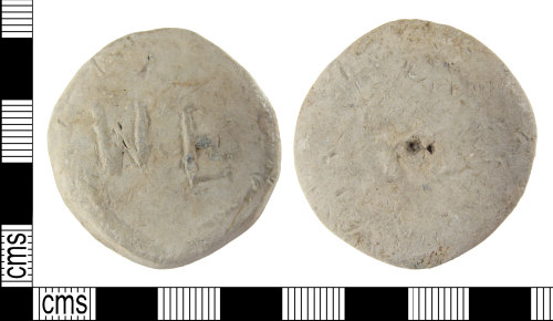 BUC-F11739: Medieval to post medieval lead token