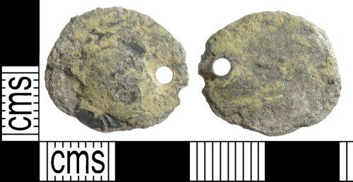 BUC-F37AEC: Roman coin