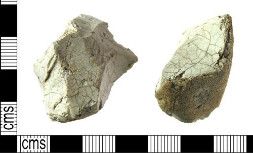 LVPL-EAB476: Mesolithic to Neolithic burnt flint
