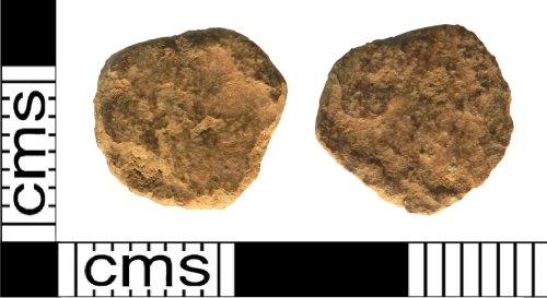 LVPL-EB10CA: Roman coin: probable nummus of an unknown emperor