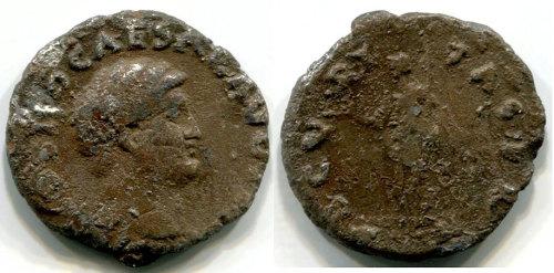 NMS-F1BE4E: Roman coin: denarius of Otho