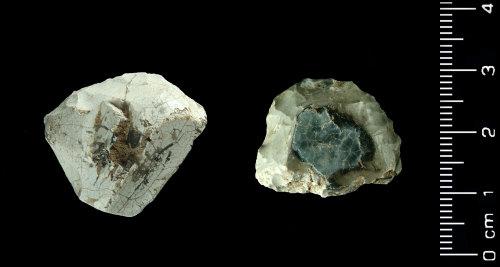 HESH-1B3DE2: Neolithic:Thumbnail Scraper