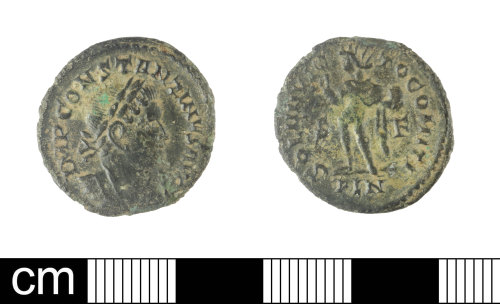 SOM-B89B8A: Coin of Constantine I