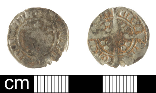 SOM-D9250C: Silver penny of Edward I