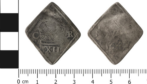 Details for coin type: Civil War: Siege pieces (N 2633-2652)