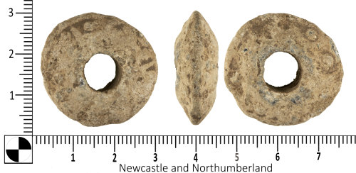 NCL-7DCD09: Spindle whorl