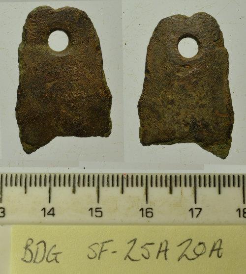 SF-25A20A: SF-25A20A; Bronze Age fragment