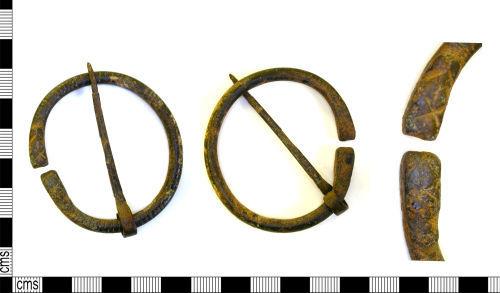 Record Id Leic D37e54 Roman Penannular Brooch