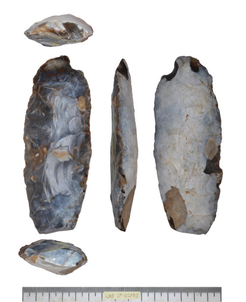 SF-102FB8: SF-102FB8: late Mesolithic to early Neolithic probable adze