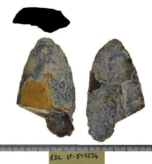 SF-597234: SF-597234: Mesolithic to Bronze Age Axe