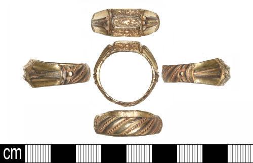 SOM-2F0DC7: SOM-2F0DC7: Medieval or Post-Mediveval ring