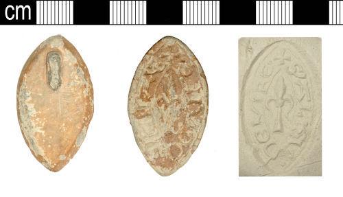 SOM-865FB7: SOM-865FB7: Medieval seal matrix