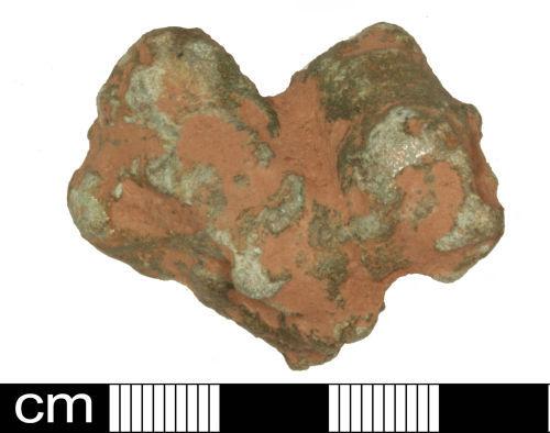 SOM-EDF2F4: SOM-EDF2F4: Metal working debris of unknown date