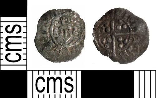 SUSS-F0AD97: Edward II farthing