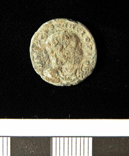 KENT-C3D621: KENT-C3D621 Roman coin obverse
