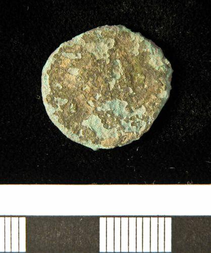 KENT-C43EE0: KENT-C43EE0 Roman coin obverse
