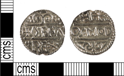SUSS-3A280A: Early Medieval Coin: Penny of Offa