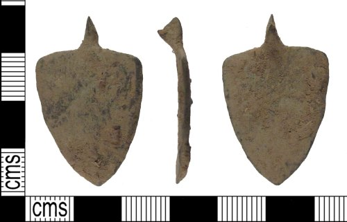 A resized image of Medieval Harness Pendant