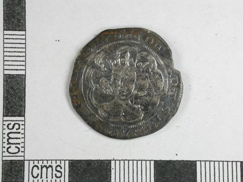 CORN-470024: groat of Edward III (obverse)