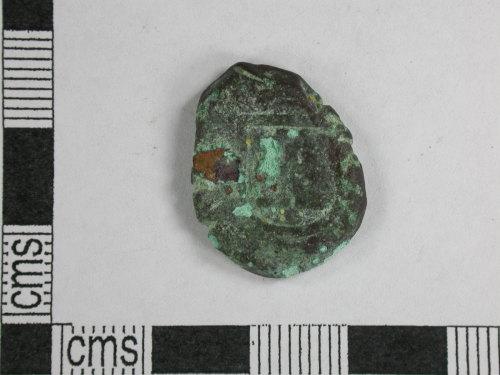 CORN-12077C: eight maravedis of Philip III of Spain (obverse)