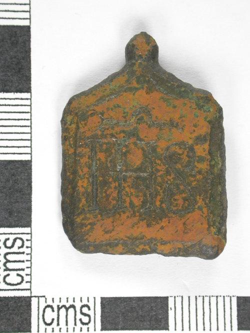 CORN-810591: strap end (front)