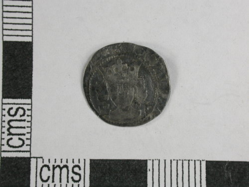 CORN-C1FD19: penny of Edward IV (obverse)