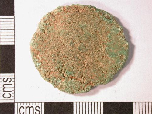 CORN-E060E6: sestertius of Marcus Aurelius (obverse)