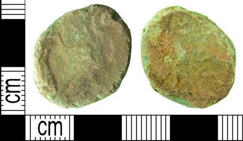 DENO-A96488: Roman coin: dupondius or as of an uncertain ruler