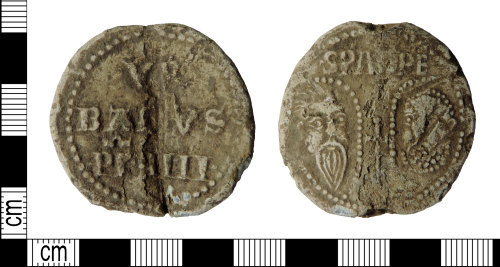 DENO-FD5D1A: Medieval bulla