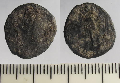 LIN-702DEE: Roman Coin : Radiate of probably of Tetricus I