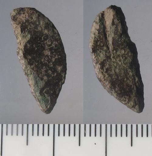 LIN-9A0B19: Roman Coin : Possible sestertius of an uncertain ruler.