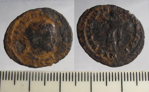 LIN-D93A61: Roman Coin : Nummus of Constantine I