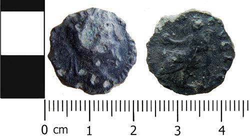 LVPL-35E064: Roman Coin: Denarius of Septimius Severus