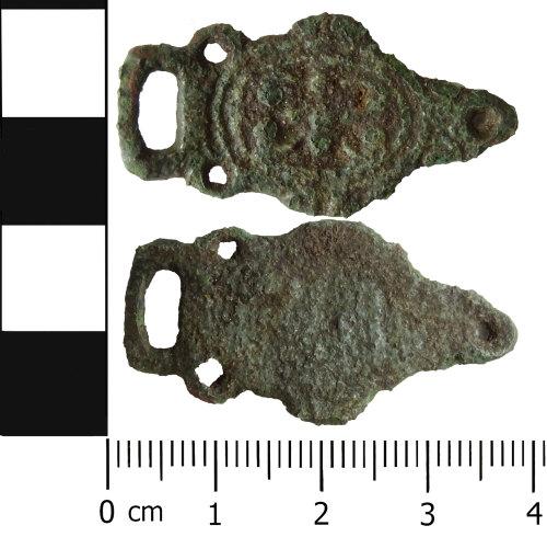 LVPL-4612A6: Post medieval: Dress hook