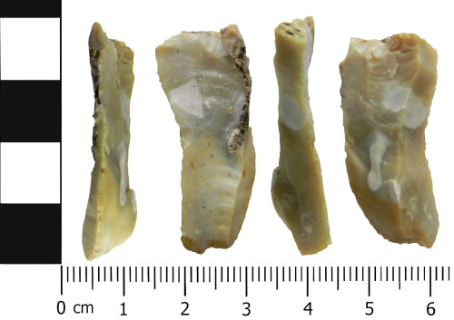 LVPL-4957B2: Lithic implement mesolithic