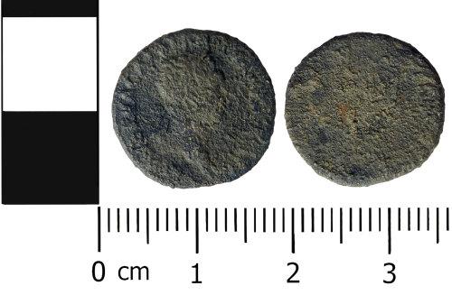 LVPL-706DF5: Roman coin: Antonine uncertain