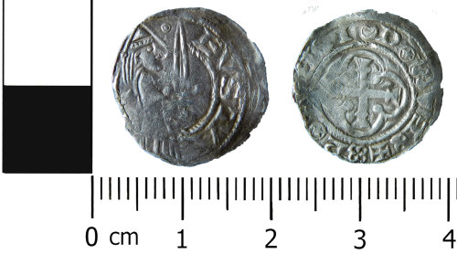 LVPL-A60778: Medieval penny Fitzjohn