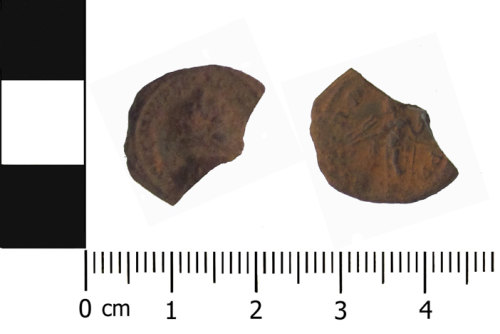 BERK-8652FE: Roman: Coin: House of Constantine