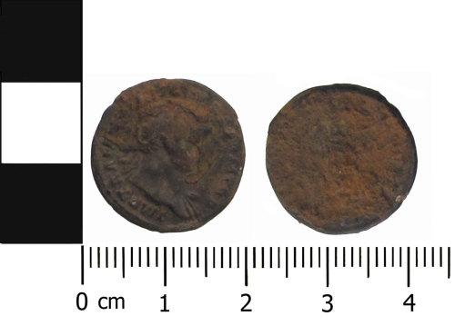 BERK-6F8CD3: Roman: Coin: Denarius